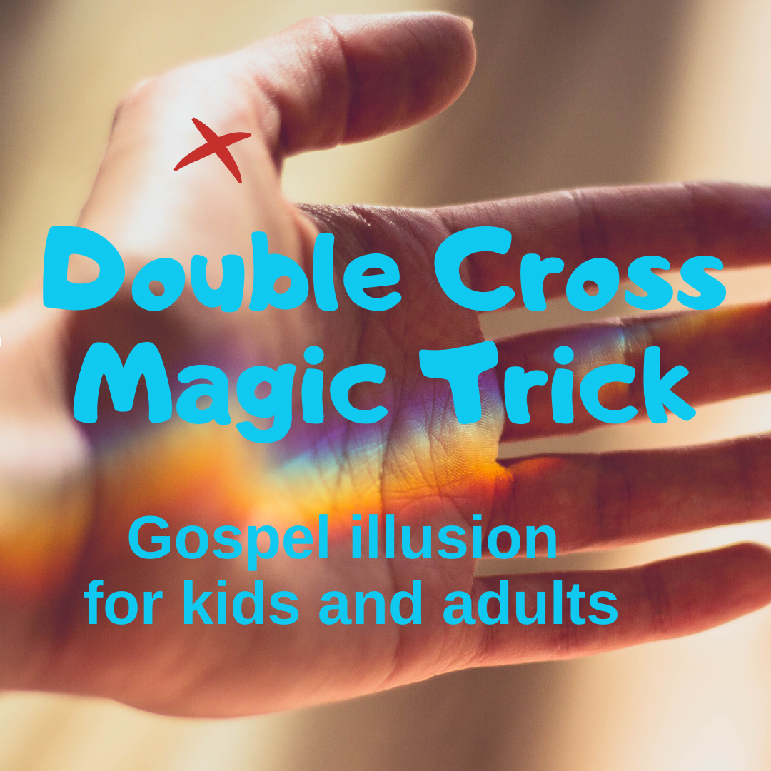 Three ropes trick fun christmas story Sunday school kidmin