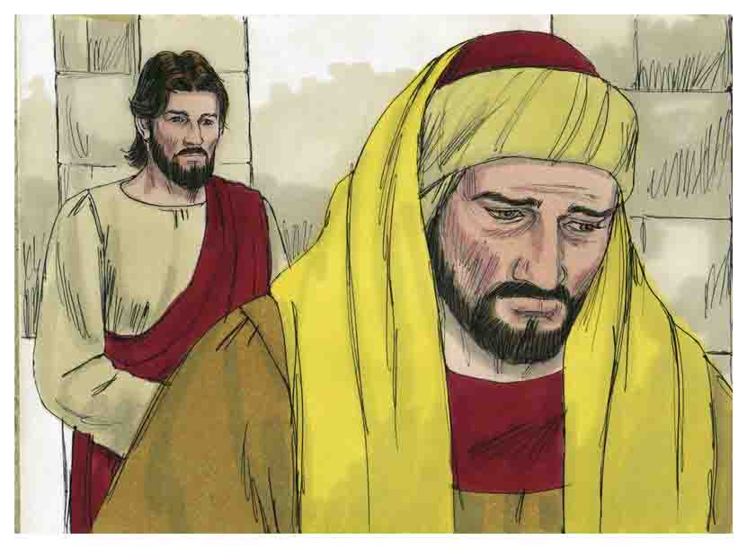 Gospel of Mark Chapter 10 5 Bible Illustrations by Sweet Media