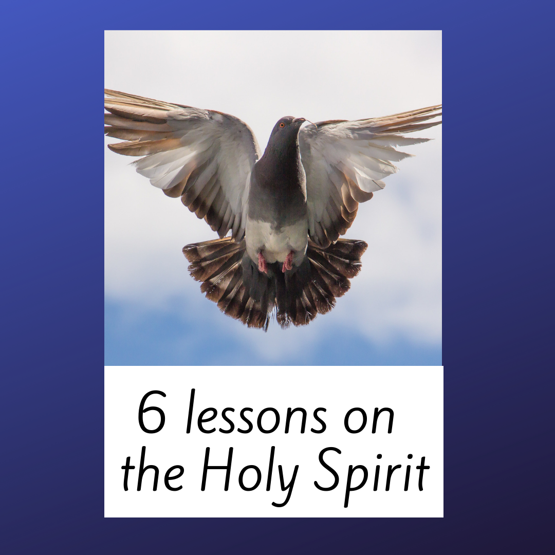 Six Powerful Object Lessons On The Holy Spirit