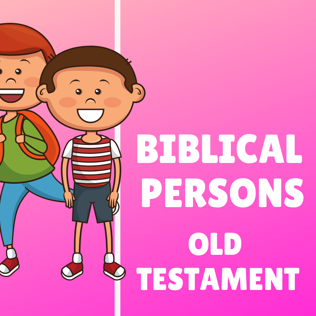 Biblical Person Old Testament Index Use this Biblical Persons Index to discover hundreds of creative ideas for childrens ministry VBS and Sunday school lessons