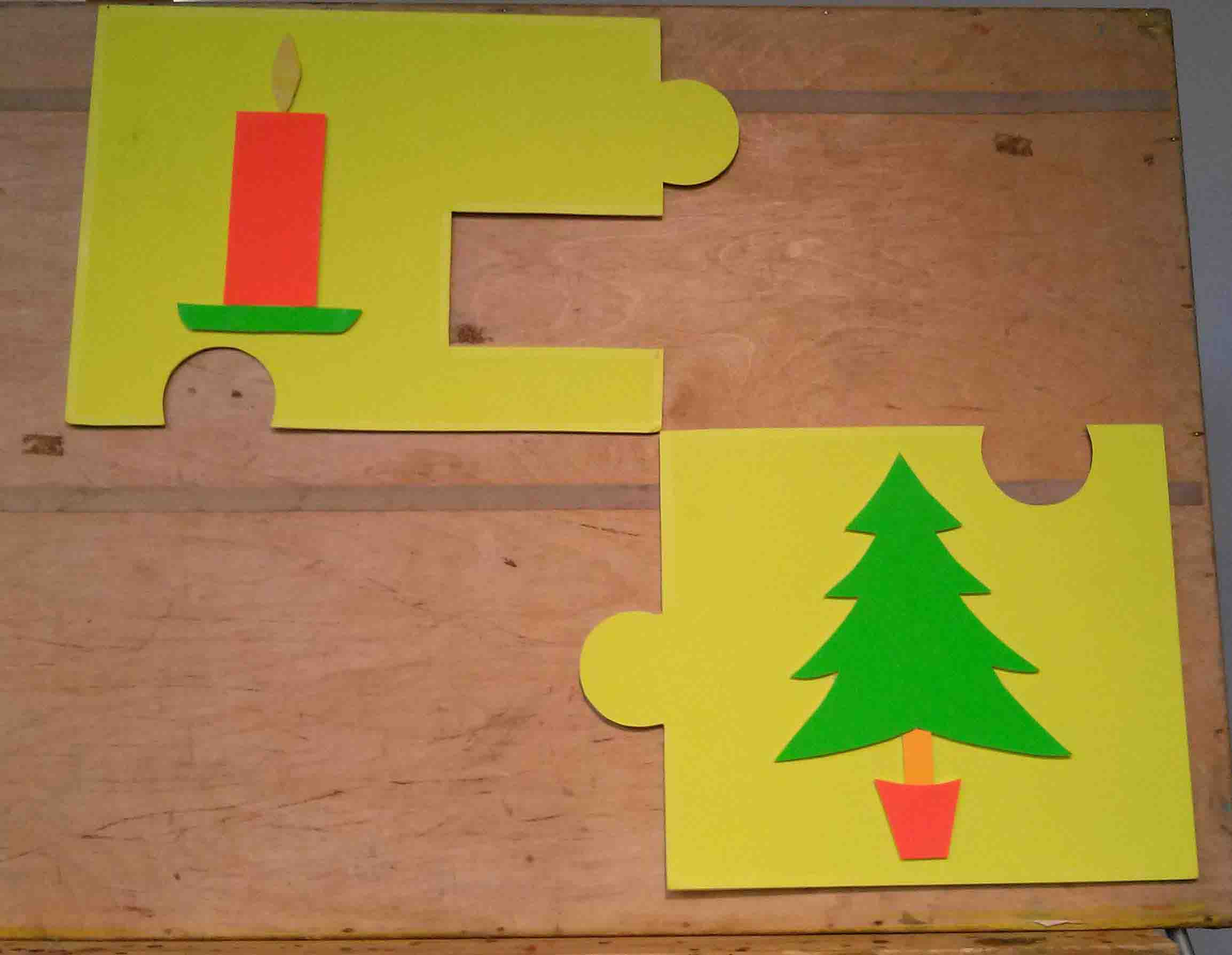 Christmas Puzzle 32