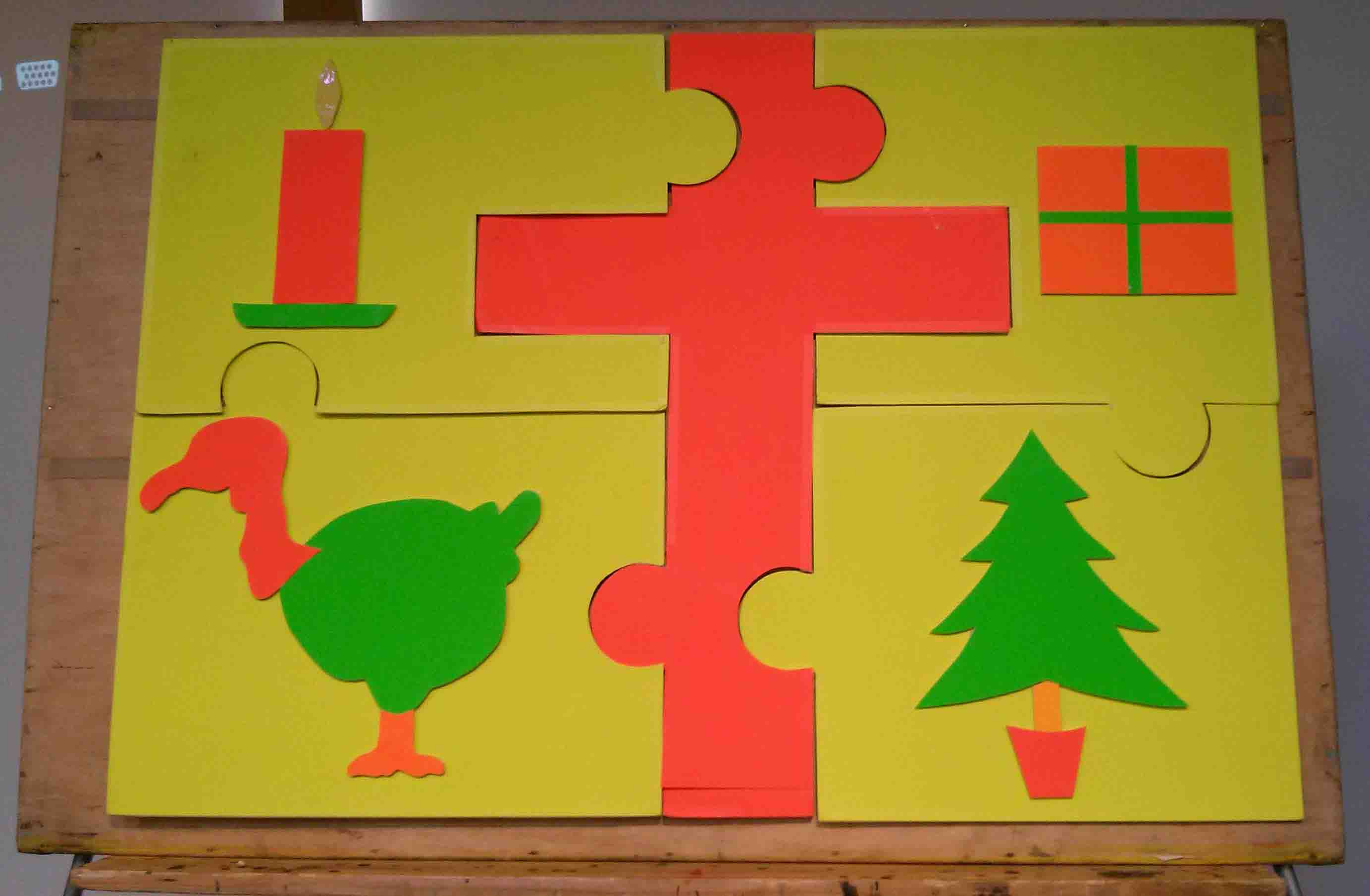Christmas Puzzle 6