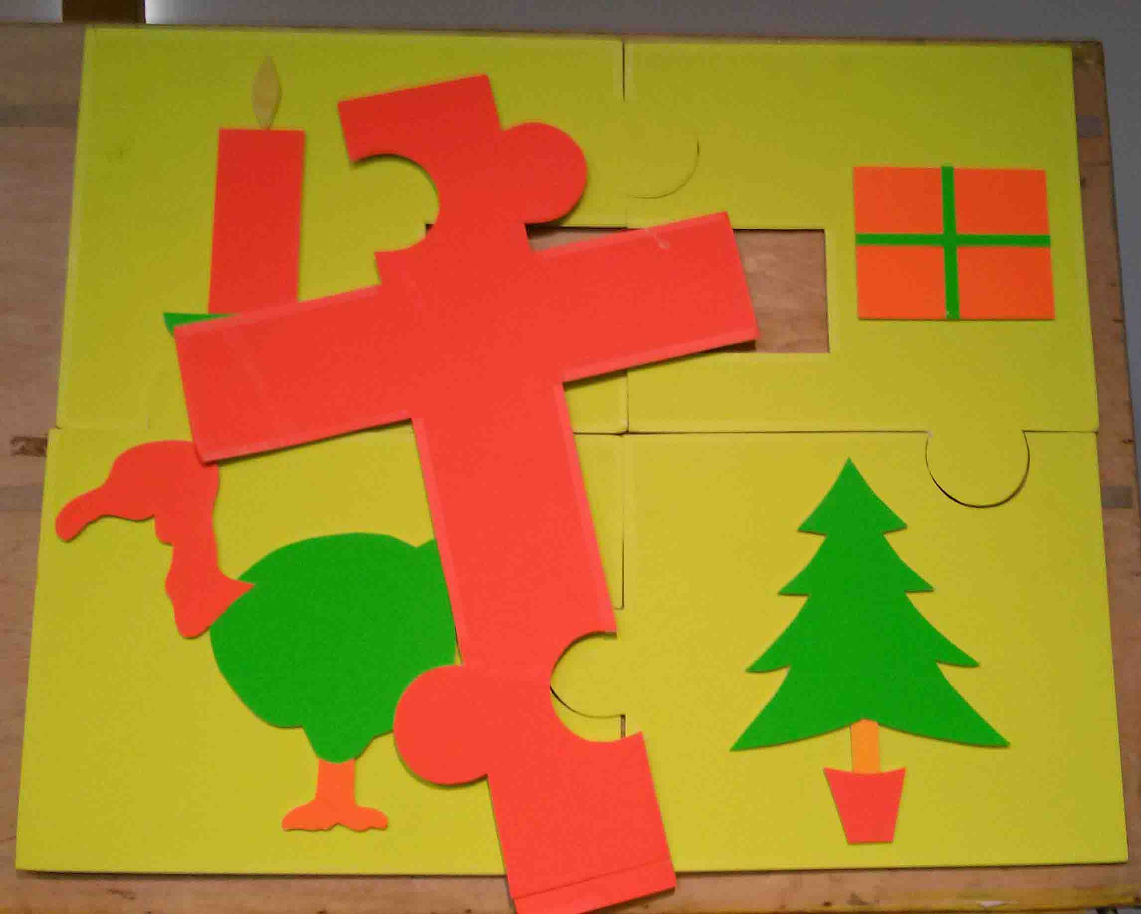 Christmas Puzzle 5