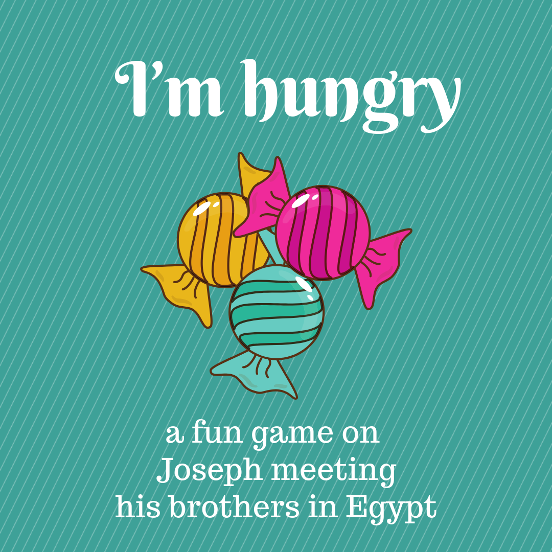 I am hungry a fun game on Joseph meeting his brothers in Egypt. Ideal for a Sunday school lesson kids ministry or childrens church 1