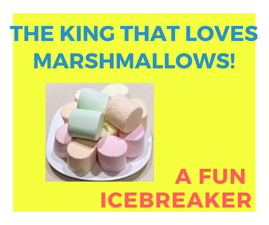 The king that loves marshmallows