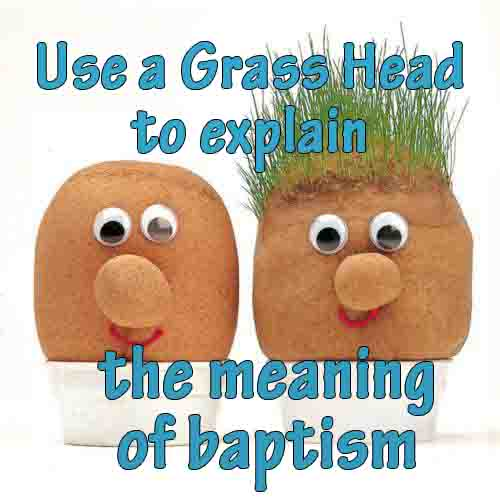 Explain the meaning of baptism