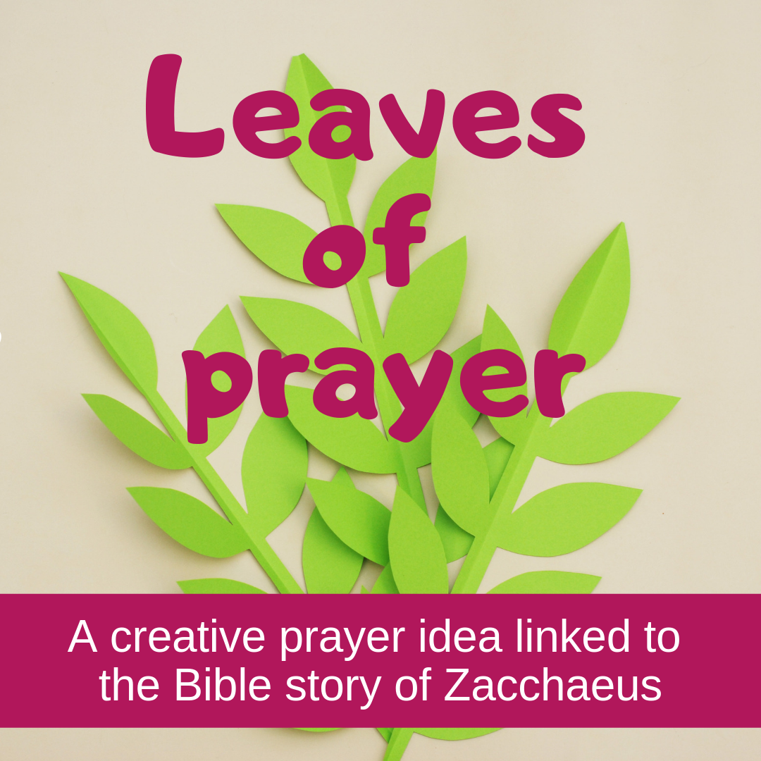 Where In The Bible Does It Talk About Christmas Trees: Zacchaeus: 'Leaves Of Prayer